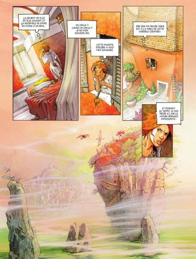 Page 5 Une histoire de voleurs et de trolls tome 2