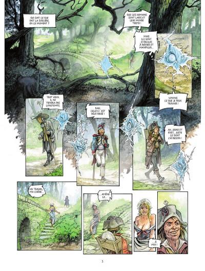 Page 6 Une histoire de voleurs et de trolls tome 2