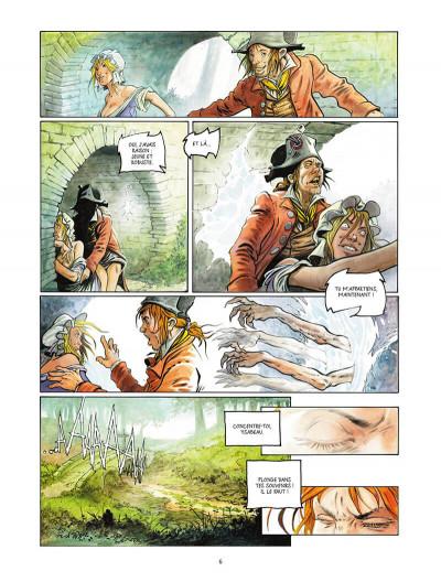 Page 7 Une histoire de voleurs et de trolls tome 2