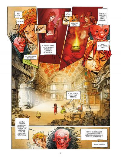 Page 8 Une histoire de voleurs et de trolls tome 2