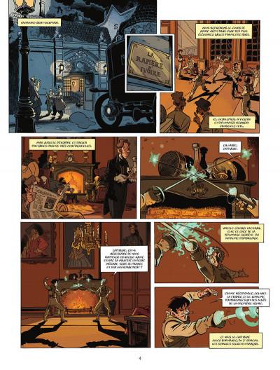 Page 5 Les artilleuses tome 2