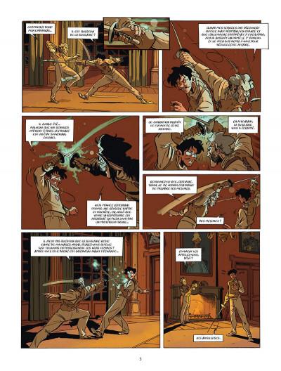 Page 6 Les artilleuses tome 2