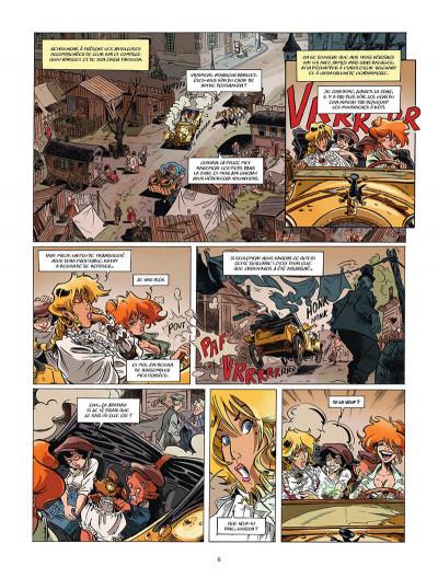 Page 7 Les artilleuses tome 2