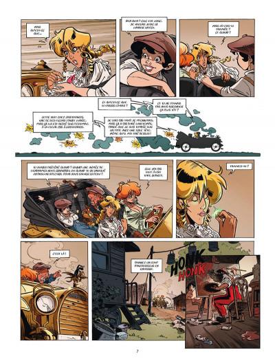 Page 8 Les artilleuses tome 2