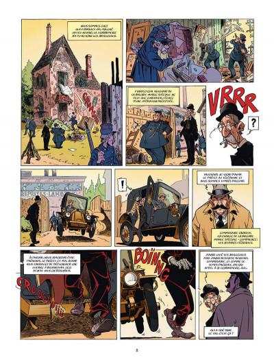 Page 9 Les artilleuses tome 2