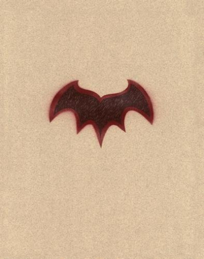 Couverture Mark of the bat