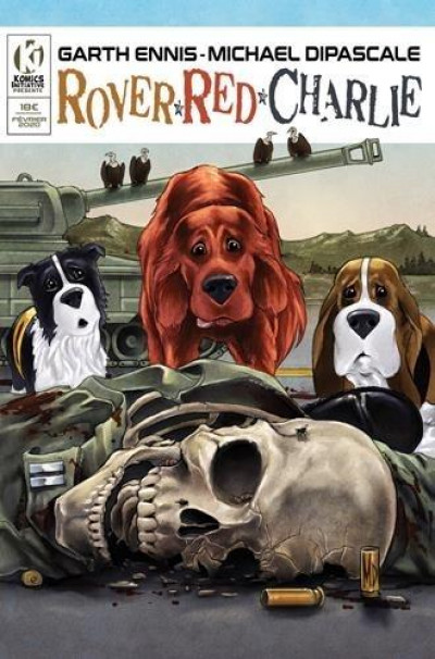 Couverture Rover Red Charlie