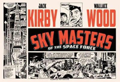 Couverture Sky masters of the space force