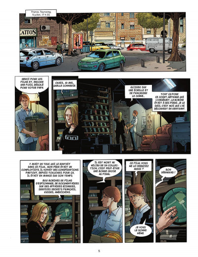 Page 5 Le syndrome [E]