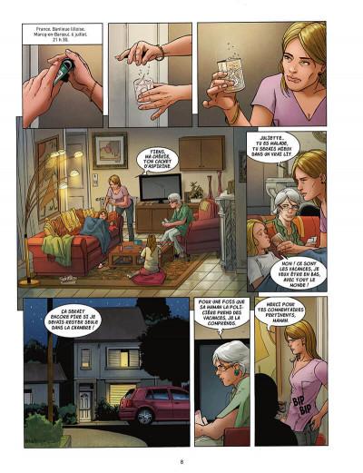 Page 8 Le syndrome [E]