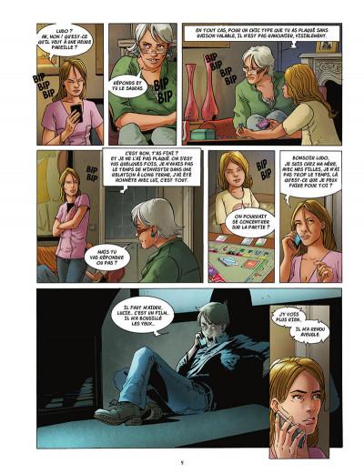 Page 9 Le syndrome [E]