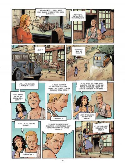 Page 0 Gravé dans le sable