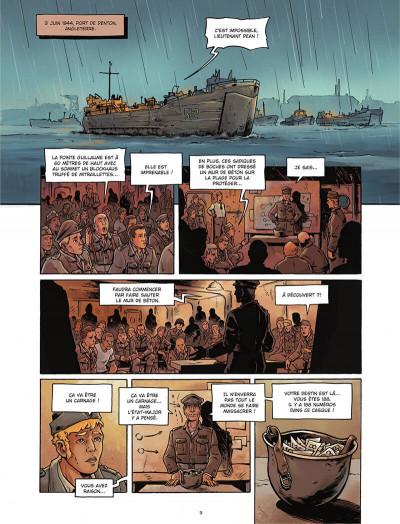Page 3 Gravé dans le sable