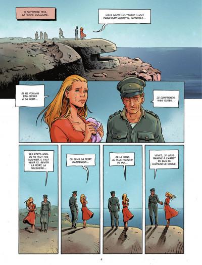 Page 8 Gravé dans le sable