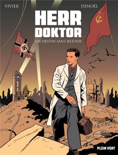 Couverture Herr doktor - Un destin sans retour
