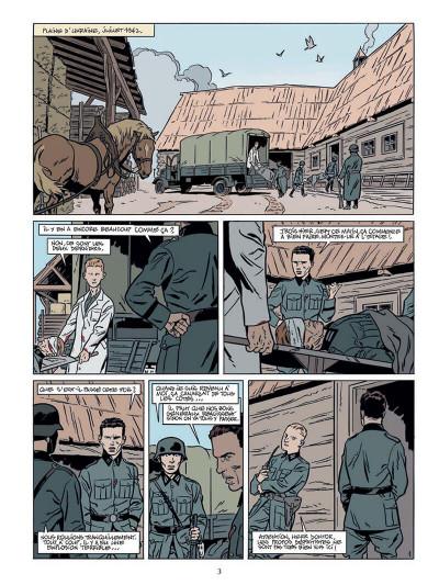 Page 3 Herr doktor - Un destin sans retour