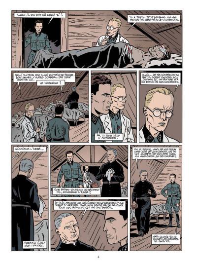 Page 4 Herr doktor - Un destin sans retour