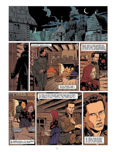 Page 5 Herr doktor - Un destin sans retour