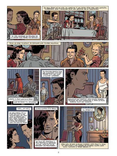 Page 8 Herr doktor - Un destin sans retour