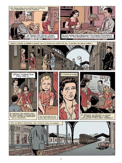 Page 9 Herr doktor - Un destin sans retour