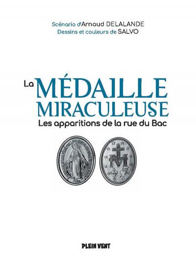 Page 1 La médaille miraculeuse - Les apparitions de la rue du bac