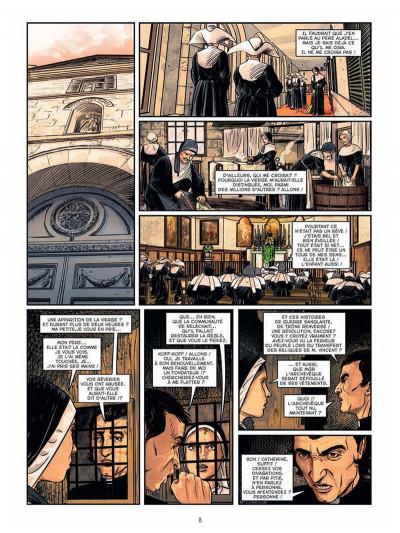 Page 8 La médaille miraculeuse - Les apparitions de la rue du bac