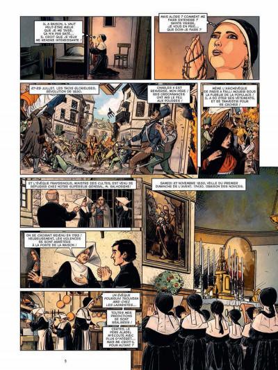 Page 9 La médaille miraculeuse - Les apparitions de la rue du bac