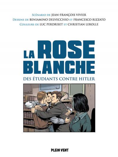 Page 5 La rose blanche