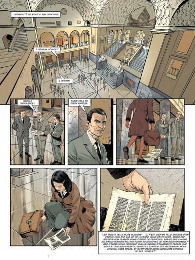 Page 7 La rose blanche