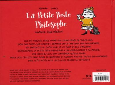 Dos la Petite Peste philosophe