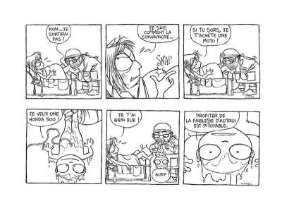 Page 0 la Petite Peste philosophe