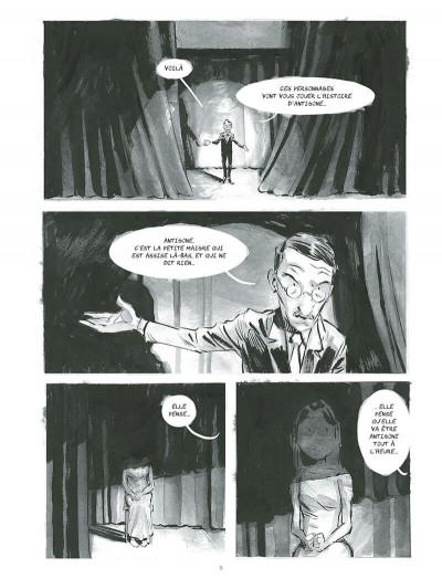 Page 8 le quatrième mur