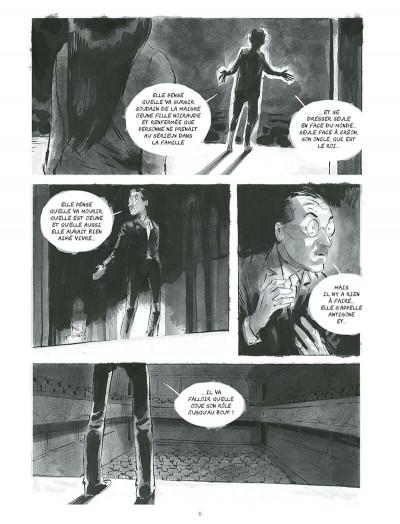 Page 9 le quatrième mur