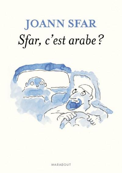 Couverture Sfar, c'est arabe ?