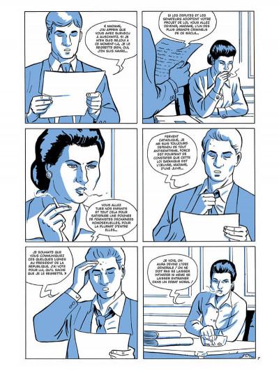 Page 7 Simone Veil - L'immortelle
