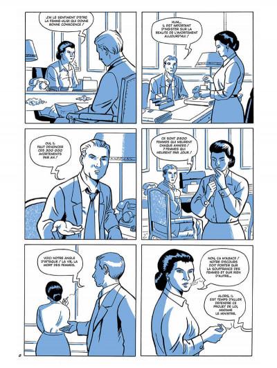 Page 8 Simone Veil - L'immortelle