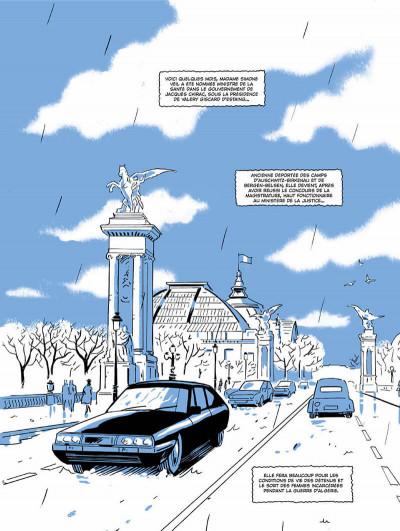 Page 9 Simone Veil - L'immortelle