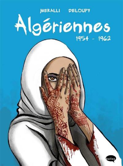 Couverture Algériennes 1954-1962