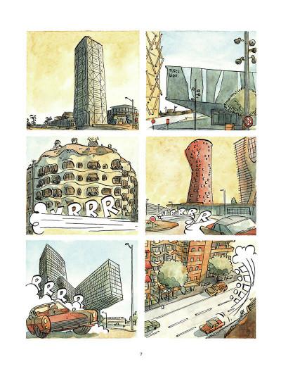 Page 8 Le chantier
