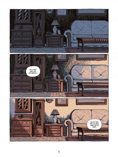 Page 7 La maison de la plage