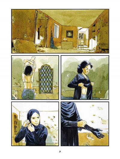Page 7 Nina dans la gueule du loup