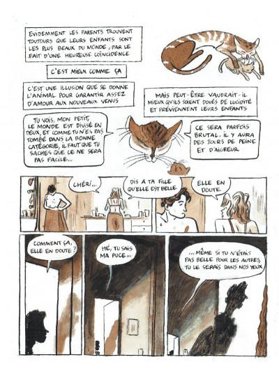 Page 1 Une vie de moche
