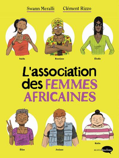 Couverture L'association des femmes africaines... et du reste du monde