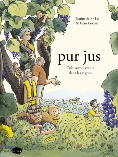 Couverture Pur jus tome 1