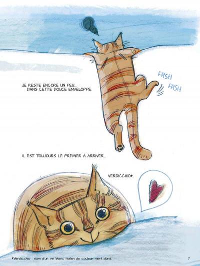 Page 6 Nous vivons chez nos chats
