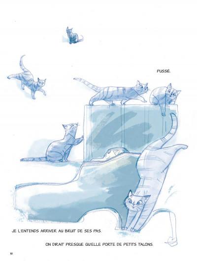 Page 9 Nous vivons chez nos chats