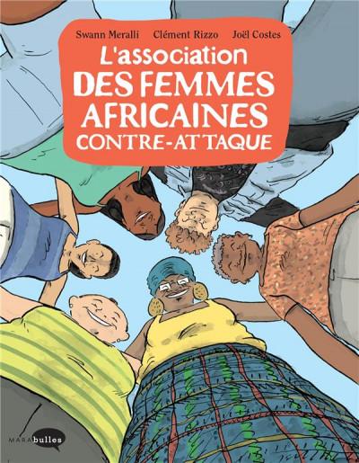 Couverture L'association des femmes africaines tome 2