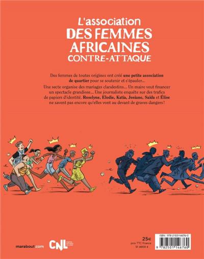 Dos L'association des femmes africaines tome 2