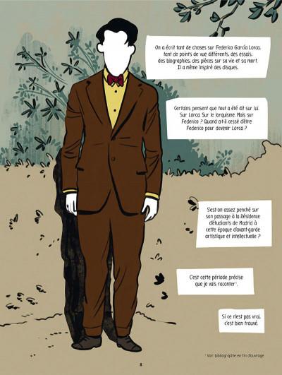 Page 8 Garçía Lorca, Dalí, Buñuel et les autres...