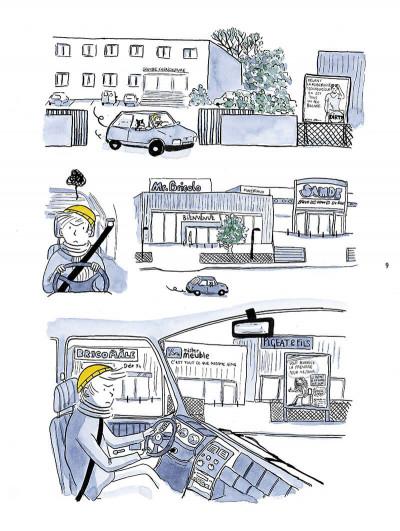 Page 9 Il est où le patron ? Chroniques de paysannes